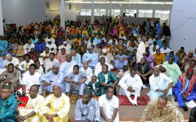 AGERA Brings All Atlanta Gambians Under One Praying Ground